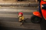 Nicholas Hilman_Topeng Monyet