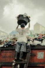 Raditya Santoso_Garbage Man I