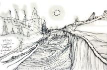 Romo Mudji Sutrisno, Lembah-Lembah Lumbini, 21 x 29 cm, 201