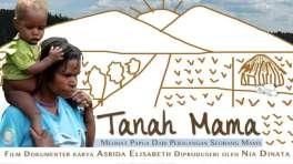 Poster Tanah Mama