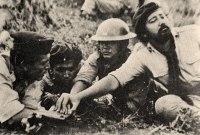 Salah satu scene Film Pedjuang